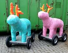 Rijdend Hert